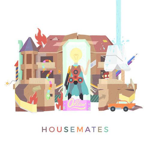 Odlaw - Housemates (live)